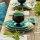 Teller für Frühstück, Salat oder Dessert, Mittel, Riviera Azur, 21 cm, Costa Nova
