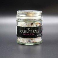 Gourmet-Salz, Blüten-Mix, 120g, Ritonka, Österreich