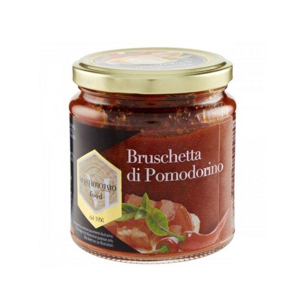 Kirschtomaten-Sauce, Bruschetta di Pomodorino, 280 g, Mastrototaro, Italien