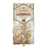 Torroncini mit Haselnüssen und Honig aus Sardinien,...