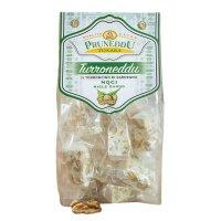 Torroncini mit Walnüssen und Honig aus Sardinien,...