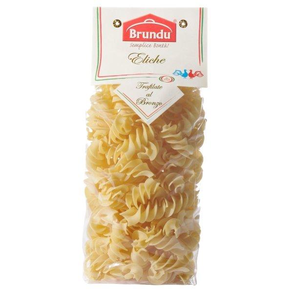 Eliche, Trafilate al Bronzo, 500g, Pasta, Nudeln, Brundu Pastifico, Luxury Line