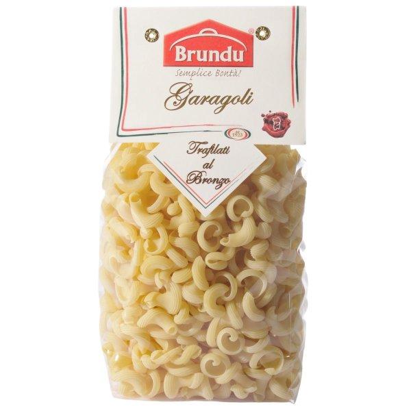 Garagoli, Trafilati al Bronzo, 500g, Pasta, Nudeln, Brundu Pastifico, Luxury Line