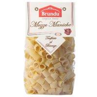 Mezze Maniche, Trafilate al Bronzo, 500g, Pasta, Nudeln,...
