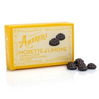 Amarelli Morette al Limone, Weiches Lakritz mit Zitrone,...