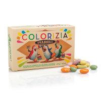 Amarelli Colorizia, Bunte Lakritz-Dragees mit Anis, Box,...