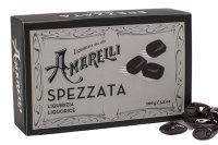 Amarelli Spezzata, Stücke aus reinem Hartlakritz, Box, 100 g, Amarelli Italien