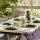 Teller für Gebäck, Kuchen oder Beilagen, Riviera Azur, 16 cm, Costa Nova